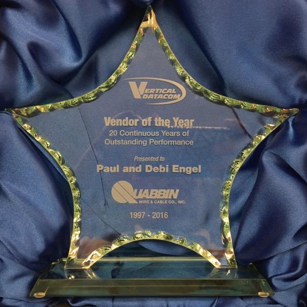 Quabbin Award 2016