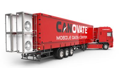 Canovate Mobile Data Center